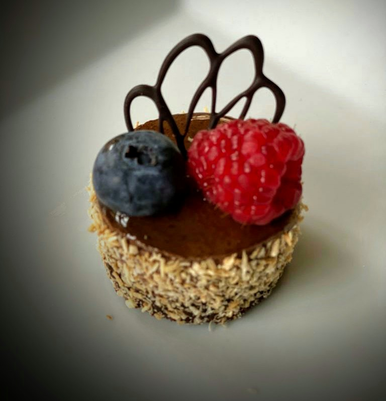 Grand Café Orient mini dezert 20,-Kč
