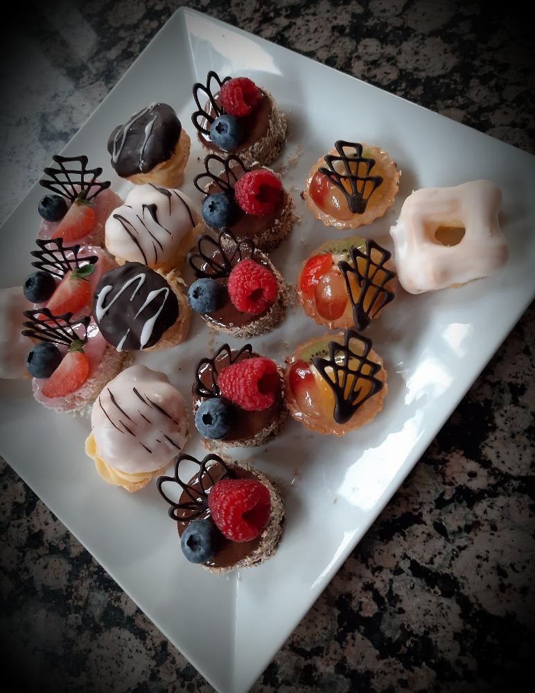 Mix mini dezertů